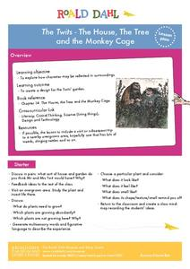 The Twits - The House, the Tree and the Monkey Cage Lesson Plan