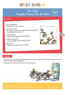 The Twits - Muggle-Wump Has an Idea Lesson Plan