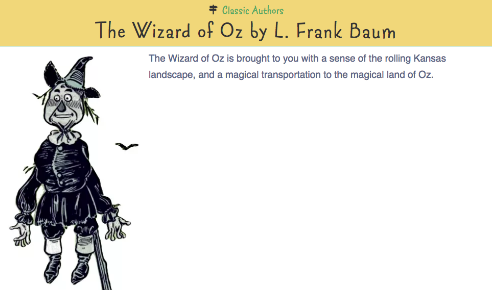 The Wizard of Oz by L. Frank Baum Audio