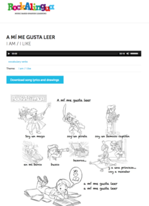 Spanish Leisure Vocabulary Lesson Plans & Worksheets