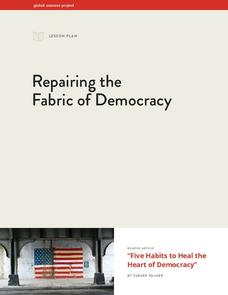 Repairing the Fabric of Democracy Lesson Plan