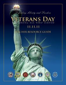 Veterans Day Activities & Project