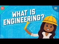 What Is Engineering?: Crash Course Engineering #1 Video