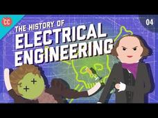 The History of Electrical Engineering: Crash Course Engineering #4 Video