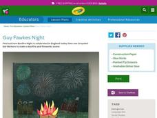 Guy Fawkes Night Lesson Plan