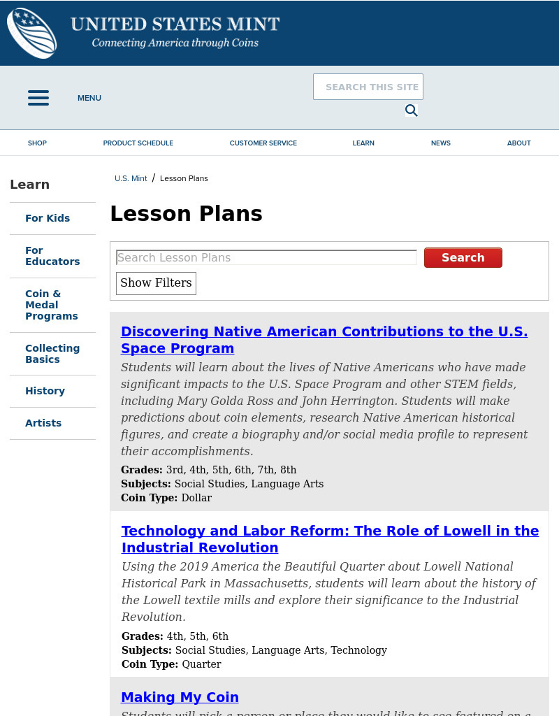 Ancient Myths Retold Lesson Plan