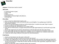 Windy Wind Lesson Plan