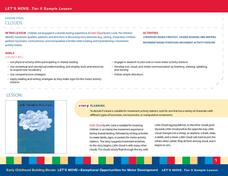 Clouds Lesson Plan