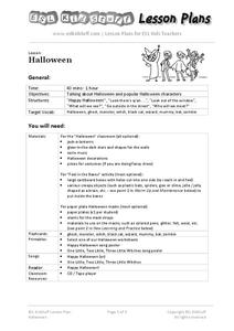 Halloween Activities & Project