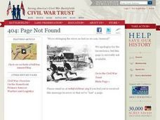 United States Colored Troops Lesson Plan