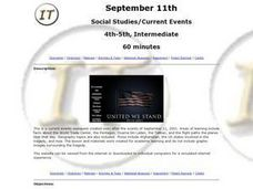 September 11th Lesson Plan