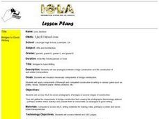 Bridges to Good Writing Lesson Plan