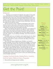 Getting The Point Lesson Plan