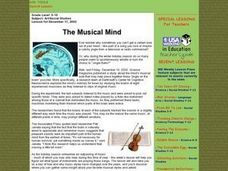 The Musical Mind Lesson Plan
