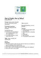 Out of Sight, Out of Mind Lesson Plan