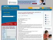 Math and Mapping Skills Math Lesson Plan Lesson Plan