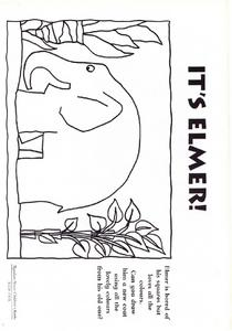 Elephants Elmer Lesson Plans & Worksheets Reviewed by Teachers