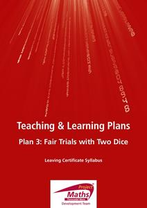 Fair Trials with Two Dice Lesson Plan