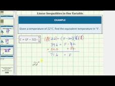 Convert Celsius to Fahrenheit Video