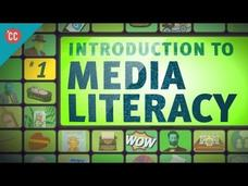 Introduction to Media Literacy: Crash Course Media Literacy Video