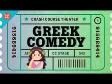 Greek Comedy, Satyrs, and Aristophanes: Crash Course Theater #4 Video