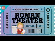 Dances to Flute Music and Obscene Verse. It's Roman Theater, Everybody: Crash Course Theater #5 Video