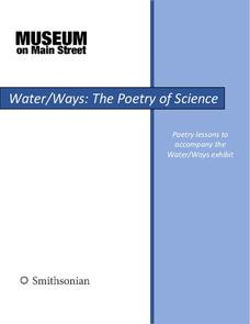 Water/Ways: The Poetry of Science Unit
