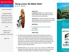 Hang Loose, Be Water Safe! Lesson Plan