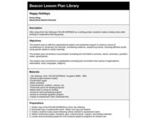 Happy Holidays Lesson Plan