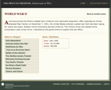 World War II Website