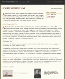 Spanish American War Website