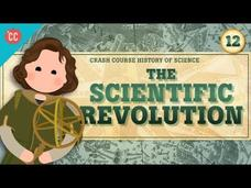 The Scientific Revolution: Crash Course History of Science #12 Video
