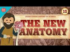 The New Anatomy: Crash Course History of Science #15 Video