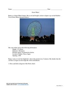Ferris Wheel Assessment
