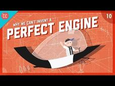 Why We Can't Invent a Perfect Engine: Crash Course Engineering #10 Video