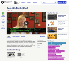 Real-Life Math | Chef Video