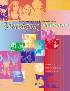 Developing Adolescents Professional Document