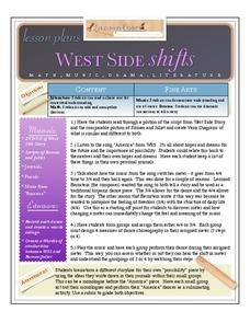 West Side Shifts Lesson Plan