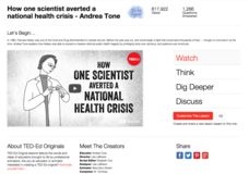How One Scientist Averted a National Health Crisis Video