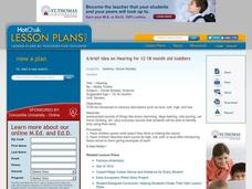Hearing Lesson Plan