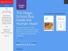 Healthy Heart Lesson Plan