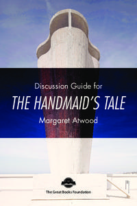Discussion Guide for Handmaid's Tale Activities & Project