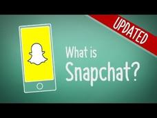 What is Snapchat? Video
