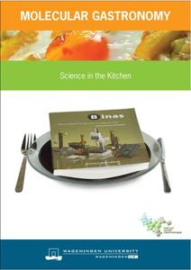 Molecular Gastronomy - Science in the Kitchen Lesson Plan