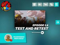Episode 2.6: Test and Retest Video