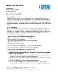 Data Collection Lesson Plans Amp Worksheets Lesson Planet