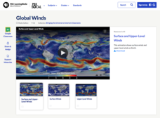 Global Winds Video