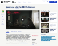 Becoming a Writer | Little Women Video