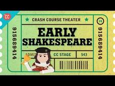 Straight Outta Stratford-Upon-Avon - Shakespeare's Early Days: Crash Course Theater #14 Video