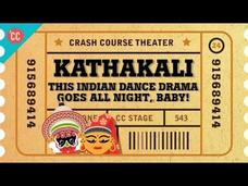 All Night Demon Dance Party - Kathakali: Crash Course Theater #24 Video